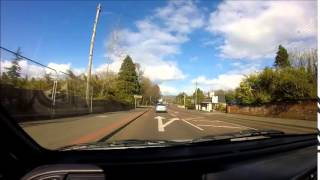 Peugeot 306 Dturbo XUD9 GoPro On Board