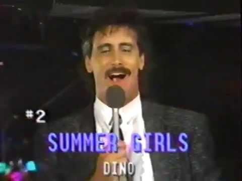 Dance Jam At Chameleon Nightclub In Lynn With Billy Costa, Hosh Gureli & Mike Janedy (1988)