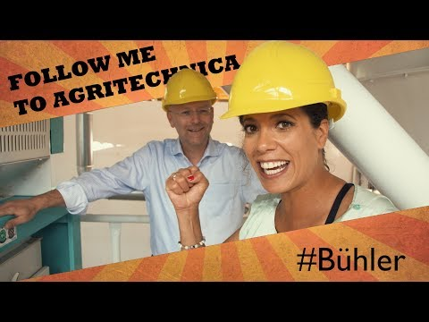 Bühler GmbH - Grain Logistics - Follow Me To AGRITECHNICA 2017 #fmtagt