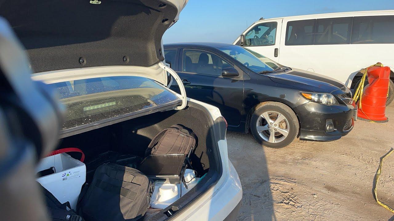 How I setup the Nikon P1000, SpaceX Starbase, Boca Chica, TX