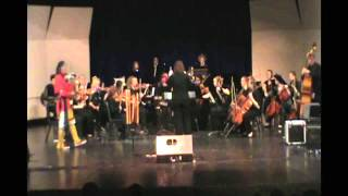 Arvel Bird with Southern Arizona Symphony | Tribal Music Suite 4