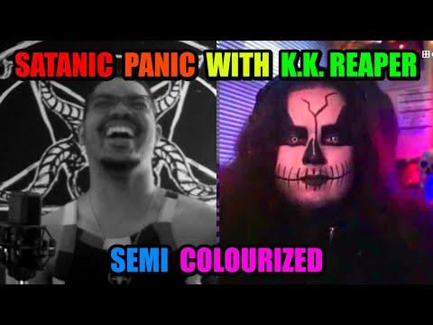 Satanic Panic With K.K. Reaper [SEMI-COLOURIZED 720p]
