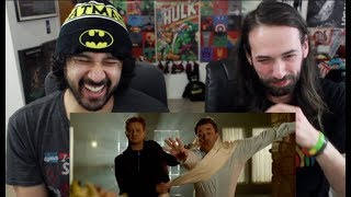 TAG - Official TRAILER 1 - REACTION!!!