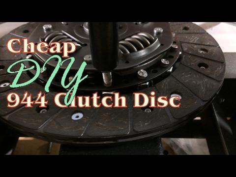 DIY 944 Clutch Disc