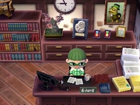 ANIMAL CROSSING NEW LEAF | 3DS Trailer [HD]