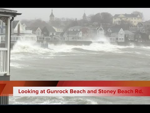 March 2, 2018  Nor'easter