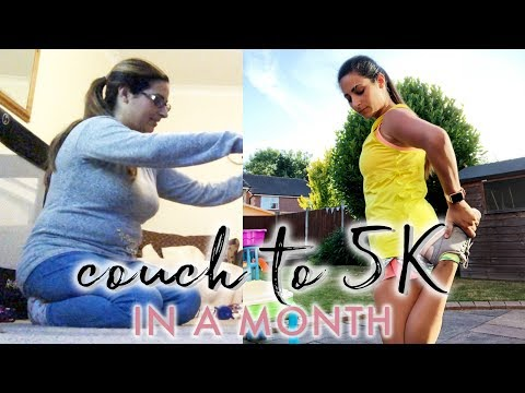 HOW I WENT FROM COUCH TO 5K IN A MONTH + My Favourite Running Apps & Clothes | Ysis Lorenna ad