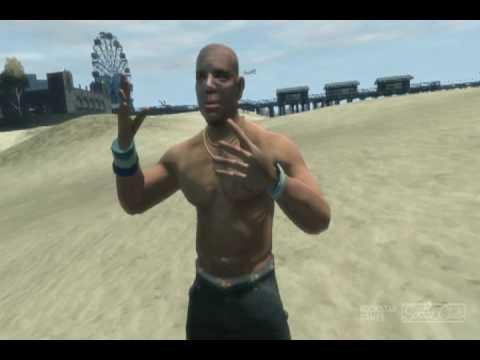 GTA 4 - Niko Vs Brucie
