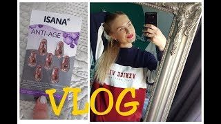 VLOG 8-9.02: Bardzo kosmetyczny vlog ( DM, Rossmann)