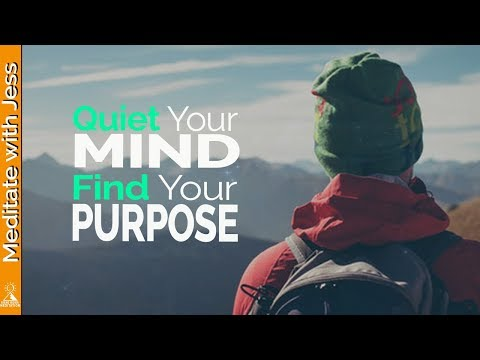 Guided MEDITATIONS for FINDING PURPOSE &  ENHANCING PERSPECT