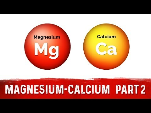 Magnesium And Calcium (Part 2)