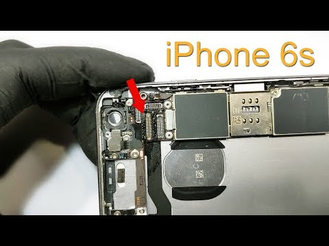 Iphone 6s Lcd Backlight Solution
