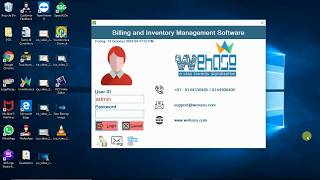 Www.wehaso.com gst billing & inventory management software inventronica is the best and low-cost windows based offline sof...