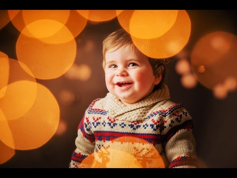 Mastering Portrait Photography: Christmas Card Portrait