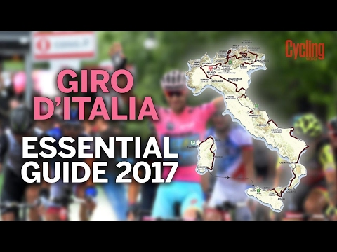 Giro d'Italia 2017 - Essential Guide | Cycling Weekly