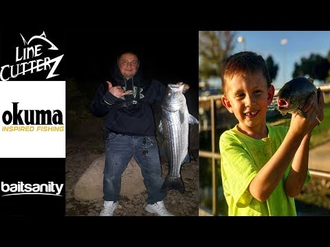 Striped Bass and trout Fishing  -Breaking Records-