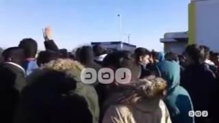 رصد | اعتصام للاجئين في ألمانيا بسبب سوء الإجراءات وعدم تسليم الرواتب