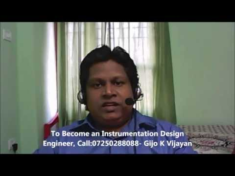 Design Engineering Training for Instrumentation Engineers