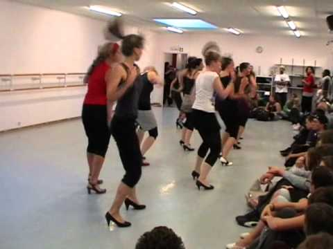 urban dance stylz 2010 leuven patricia high heels