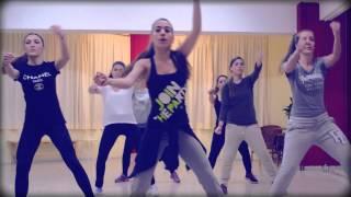 Zumba Fitness Choreography ''GDFR Flo Rida''