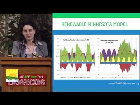 3-Jessica Azulay 100% Renewable Energy : We're Moving Forward