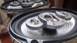 Автомобильные колонки OKIRA JL-6992A 500 Ватт 4 Ом(Предпродажное демо видео демонстрации рабочего состояния автомобильных колонок. Все подробности на сайте..., 2017-01-01T13:41:13.000Z)