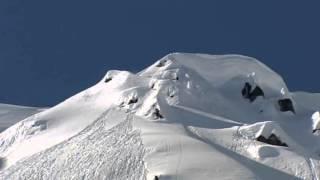 Hard Ski Crashes