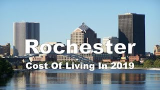 Cost Of Living In Rochester, Ny, United States In 2019, Rank 58th In The World