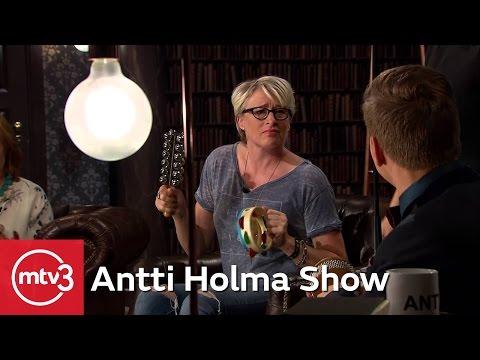 YONA - Matka | Antti Holma Show | MTV3