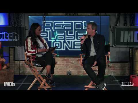 Ben Mendelsohn Talks Working With Steven Spielberg on 'Ready Player One'  IMDb EXCLUSIVE