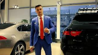 видео Jaguar F-pace – первый премиум-кроссовер
