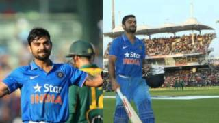 India vs south Africa 5th odi series 3 centuries i