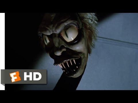 Beetlejuice (5/9) Movie CLIP - Scary Snake (1988) HD