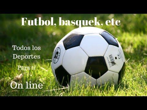 Todos los deportes online gratis