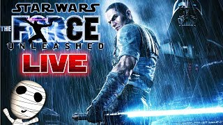 The Force Unleashed! Die beiden letzten DLCs! 😁 PS4 PS-Now Livestream