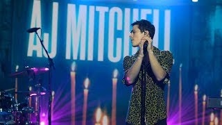 "AJ Mitchell - ""Slow Dance"" Today Show on NBC"