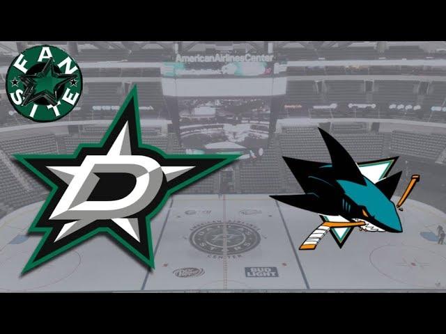 Dallas Stars @ San Jose Sharks | 3 Apr 2018