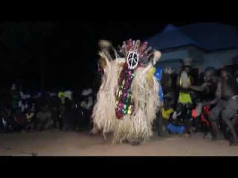 Download Igala big masquerade dancing