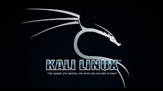 Kali Linux In VMware Workstation (No Install needed)