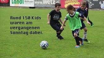 Schülerturnier 2019 des FC Wolhusen