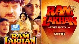 Anil Kapoor's SHOCKING Reaction On 'Ram Lakhan' Remake By Rohit Shetty #Newsadda
