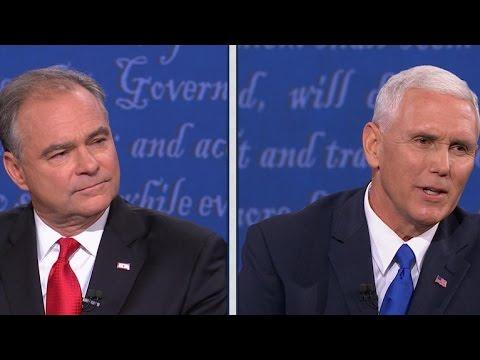 2016 Vice Presidential Debate Part 11: Social Issues