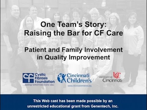 CF Foundation | One Team's Story Raising the Bar for CF Care