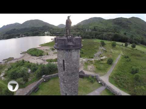 Glenfinnan Monument, Loch Shiel