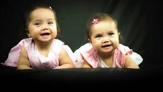 Surprise! We got twins