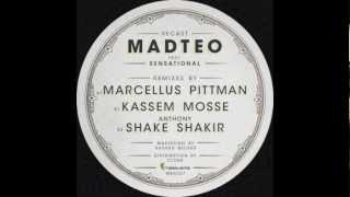 Madteo - Very Sweaty Palms (Kassem Mosse Remix)