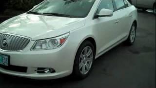 2010 Buick LaCrosse CXL AWD