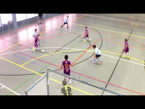 Sydney Futsal Club vs Campbelltown City Quake 1st half