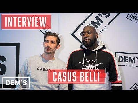 Youtube: CASUS BELLI: Son statut de leader du Rap Lyonnais, Rohff, Sa longue absence, Ses futurs projets- Itw