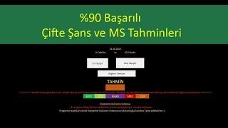 iddaa excel tahmin programı - Yeni Mstg Tahmin Futbol Pro Final Kullanım Videosu (%90 Başarılı)